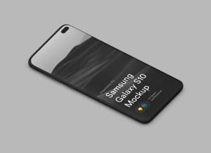 三星智能手机S10超级样机套装 Samsung Galaxy S10 Mockups插图34