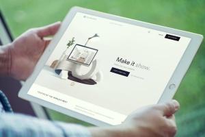 平板电脑iPad Pro样机v4 iPad Pro Mockups v4插图4