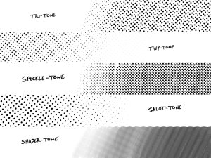 半色调效果iPad绘画应用Procreate笔刷 Procreate Half-tones插图6