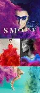 烟雾萦绕视觉特效PS素材大礼包[3.03GB] Smoke Toolkit 2插图5
