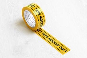 管道胶带印花印刷图案样机模板 Duct Tape Mock-up插图6