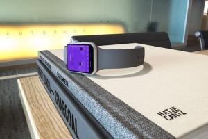 Apple智能手表&iPhone Xs手机样机模板 Apple Watch & iPhone XS插图3