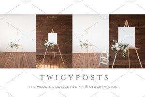 婚礼场景照片样机合集 Ultimate Wedding Stock Photo Bundle插图10