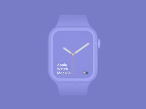 苹果第四代智能手表超级样机套装 Apple Watch 4 Mockups插图12