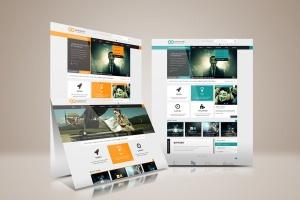 网站设计效果图多视觉预览样机模板 Website Display Mockup插图6