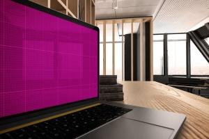 真实场景Macbook笔记本网页UI设计展示样机v1 MacBook Pro V.1插图11