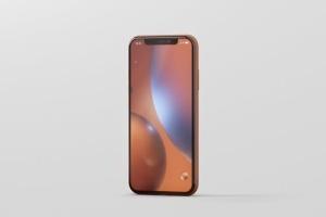高品质iPhone XR智能设备样机 Phone XR Mockup插图9