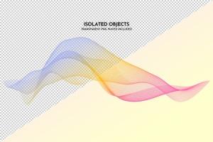 抽象数字网格波纹背景纹理PS笔刷 Digital Grid Waves Photoshop Brushes插图4