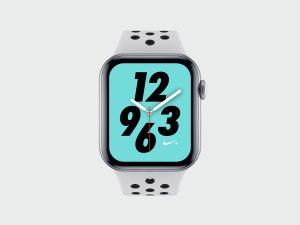 苹果第四代智能手表超级样机套装 Apple Watch 4 Mockups插图7