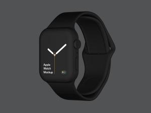 苹果第四代智能手表超级样机套装 Apple Watch 4 Mockups插图22