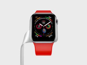 苹果第四代智能手表超级样机套装 Apple Watch 4 Mockups插图43