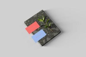 创意办公用品套件品牌VI设计预览样机 Branding Stationery Mockups插图6