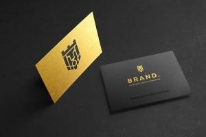 豪华尊贵VIP名片样机套装Vol.1 Business Cards Mockup Vol. 1插图5