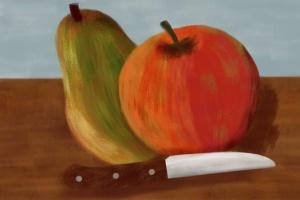 油画水彩画插画师必备Procreate美术画笔笔刷 Art Brushes for Procreate插图(4)