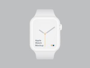 苹果第四代智能手表超级样机套装 Apple Watch 4 Mockups插图10