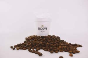咖啡纸杯咖啡品牌Logo设计效果图样机 Coffee Cup Mockup插图1