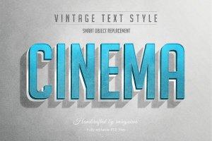 复古条纹风格文本图层样式 Vintage / Retro Text Styles插图3