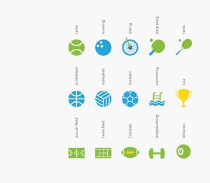 可自定义品牌颜色网页&图形设计彩色矢量一流设计素材网精选图标 Branded Color Icons插图(5)