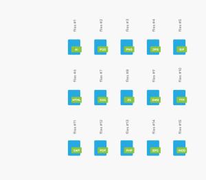 可自定义品牌颜色网页&图形设计彩色矢量一流设计素材网精选图标 Branded Color Icons插图(9)