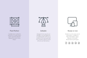 25枚SEO搜索引擎优化营销扁平化矢量一流设计素材网精选图标v2 SEO Marketing Flat Icons插图3