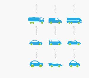 可自定义品牌颜色网页&图形设计彩色矢量一流设计素材网精选图标 Branded Color Icons插图(17)