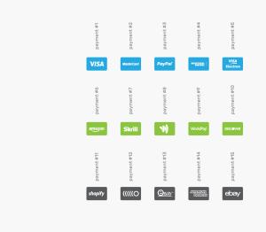 可自定义品牌颜色网页&图形设计彩色矢量一流设计素材网精选图标 Branded Color Icons插图(10)