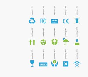 可自定义品牌颜色网页&图形设计彩色矢量一流设计素材网精选图标 Branded Color Icons插图(6)